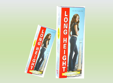 Long Height - Capsules