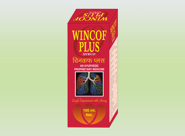 Wincof Plus - Syrup