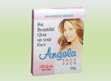 Angela Face Pack-Powder