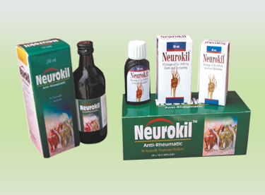 Neurokil - Syrup, Capsule, Oil & Cream